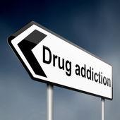 Drug addiction. — Stock Photo