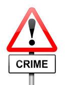 Crime awareness. — Stock Photo