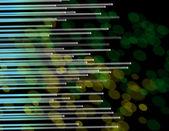 Abstract fiber optic concept. — Stock Photo