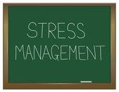 Stress management. — Stock Photo