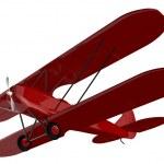 Vintage aircraft — Stock Photo