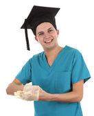 Graduate doctor — Foto de Stock