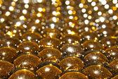 Glass balls — Stock Photo