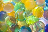 Silicone balls — Stock Photo