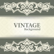 Vintage background — Stockvectorbeeld
