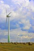 Regenerative energy — Stock Photo