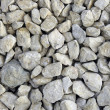 Crushed rocks, gravel, background — Foto Stock