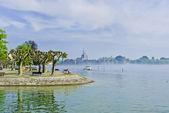 Costanza al lago di Costanza, Germania — Foto Stock