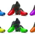 Sport shoes set. — Stock Photo