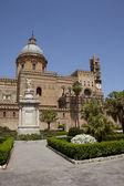 Kathedrale von palermo, sizilien — Stockfoto