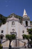 Chiesa di san Giuseppe, in Taormina — Stock Photo