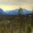 Rocky Mountains Valley View — Stock Photo #8159760