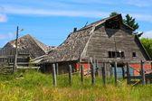 Grange abandonnée — Photo