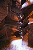 Mystery of Antelope Canyon — Stock Photo