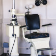 Vintage Dentist Chair — Stock Photo