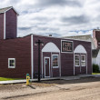 Foto Stock: Main Street Fire Hall
