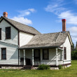 Old Farm House - Stock Photo