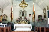 Ukrainian Church Interior — 图库照片
