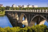 Concrete Bridge — Stock Photo