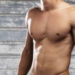 Strong torso — Stock Photo #10170986