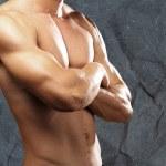 Strong torso — Stock Photo #10171051