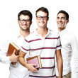 Portrait of student group — Stock Photo