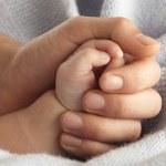 Baby hand — Stock Photo #10182026