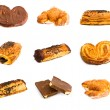 Royalty-Free Stock Photo: Chocolate pastries