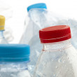 Plastic bottles — Stock Photo #10186726