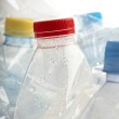 Plastic bottles — Stock Photo #10186730