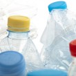 Plastic bottles — Stock Photo #10186733