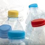 Plastic bottles — Stock Photo #10186735