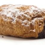 Chocolate bun — Stock Photo #10187132