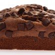 Stock Photo: Chocolate brownie