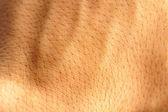 Textura da pele humana — Foto Stock