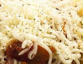 Ser mozzarella — Zdjęcie stockowe