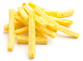 Fried chips — Stock Photo