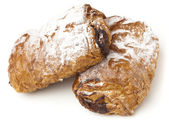 Petit pain au chocolat — Photo