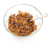 Cereals bowl — Stock Photo