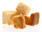 Croutons — Foto Stock