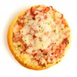 Mini pizza — Stock Photo #10190548