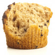 Bite muffin — Stock Photo #10191176