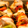 Brochettes — Stock Photo #10191490