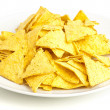 Nachos - Stock Photo