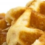 Waffle — Stock Photo #10192656