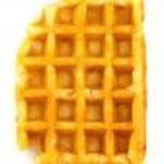 Waffle — Stock Photo #10193348