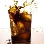 Brown refreshment — Stock Photo