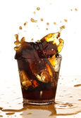 Brown beverage — Stock Photo