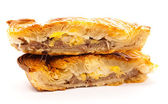 Meat pastry — Stock Photo