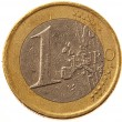 Euro coin — Stock Photo #10386041